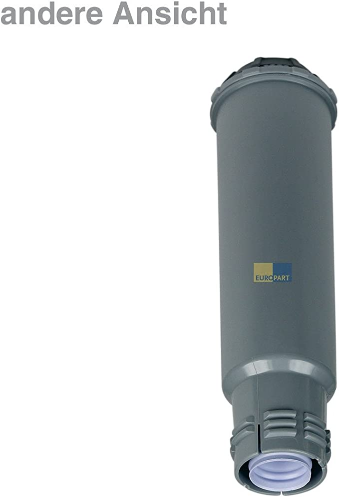 gris cafetera espresso vhbw 3x Filtro de agua compatible con Krups Espresseria Automatic EA8200 m/áquina de caf/é autom/ática