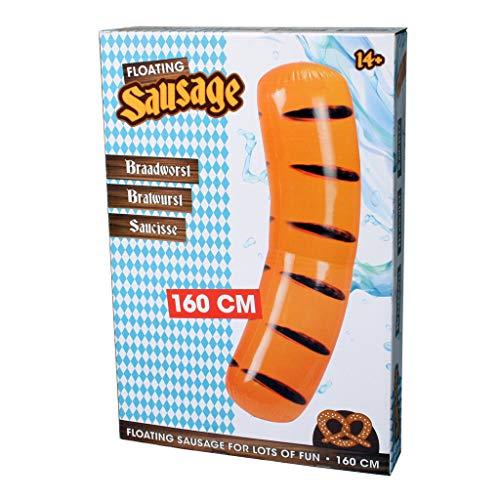 Speelgoed Sausage Float - Luftmatratze Wurst