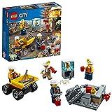 LEGO 60184 City Mining Mina: Equipo (Descontinuado por Fabricante)