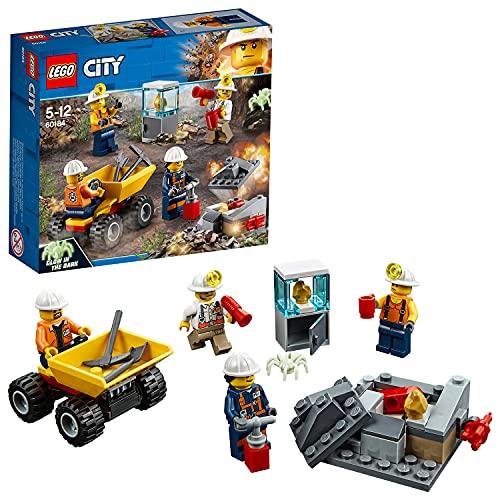 LEGO 60184 City Mining Bergbauteam (Vom Hersteller...