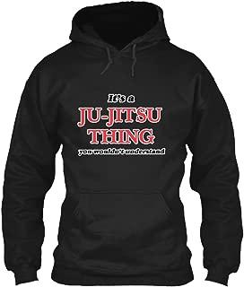 Its a Jujitsu Thing Sweatshirt - Gildan 8oz Heavy Blend Hoodie