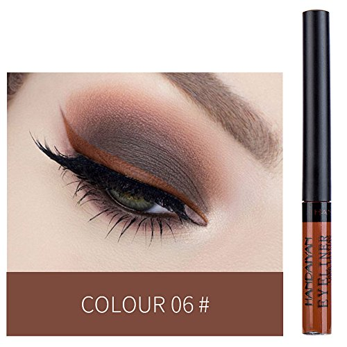 uBabamama Professioneller schimmernder Glitzer Lidschatten Kosmetik Beauty Make-up Eye Glow...