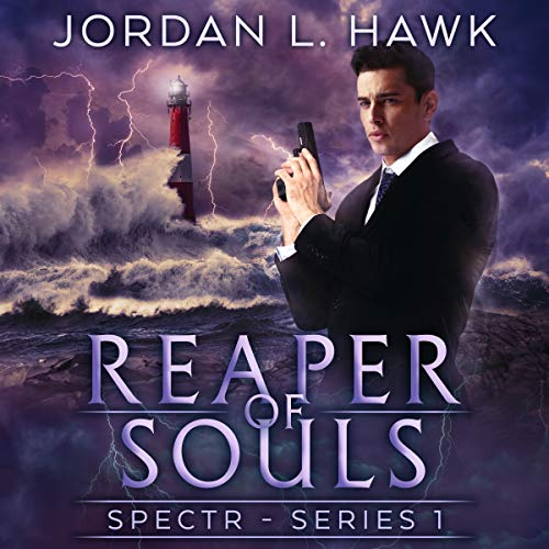Reaper of Souls audiobook cover art