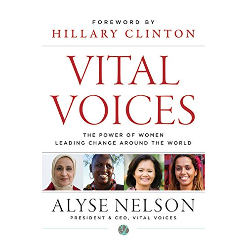 Vital Voices audiobook cover art