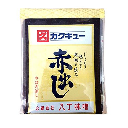 Kakukyu Aka Dashi Hatcho Miso Rosso Soia Fagioli Pasta Con Pesce Stock, 1 kg