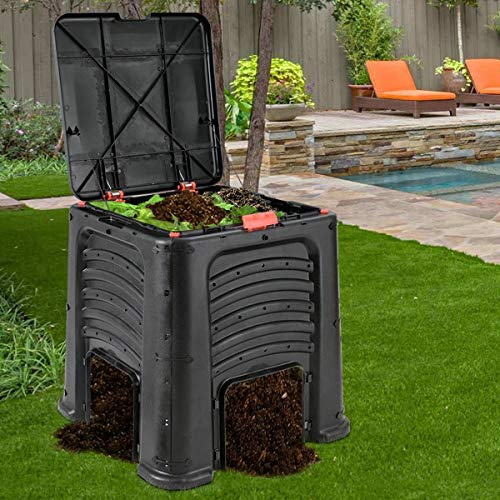 Review Nontoxic Sturdy and Durable PP Material Environmental Friendly Unique Exquisite Design105 Gal...