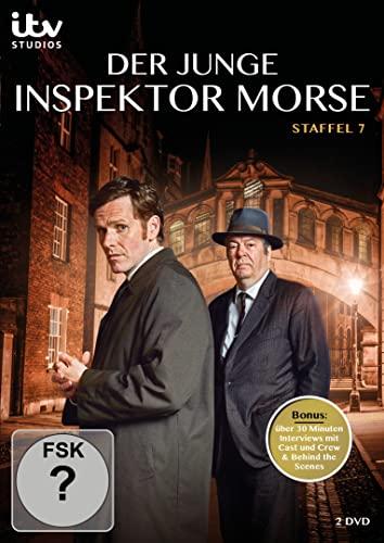 Der Junge Inspektor Morse-Staffel 7 [2 DVDs]