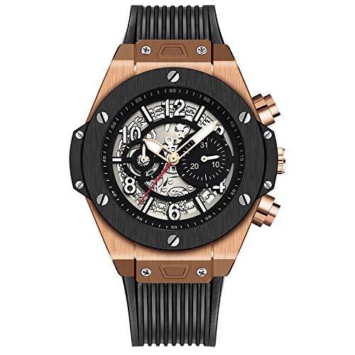 GUOJIAYI Herren-Armbanduhr, automatisch, hohl, mechanisch, Großhandel