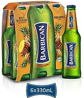 Barbican Pineapple Flavor Malt Beverage
