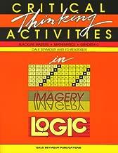 Critical Thinking Activities in Pattterns, Imagery, Logic: Mathematics, Grades K-3