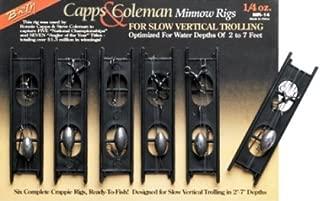 B&M CAPS & COLEMAN MINNOW RIG