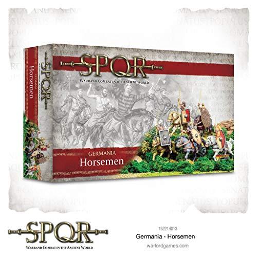 Warlord Games SPQR Germania Horsemen