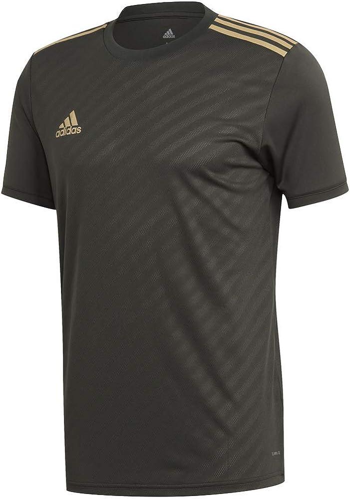adidas Men's Tiro Soccer Jersey, Legend Earth ... - Amazon.com