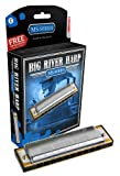 Hohner 590BX-A Harmonica, Key of A