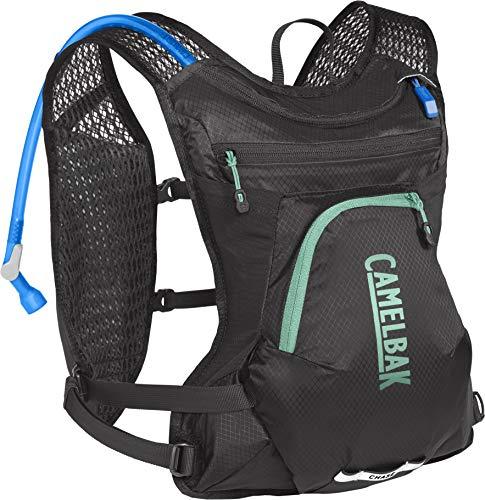 CAMELBAK Damen Chase Bike Trinkrucksack, Black/Mint, One Size