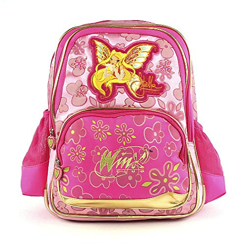 Target Winx Club Stella Gold Enchantix Backpack Schulrucksack, 41 cm, Rosa (Pink)