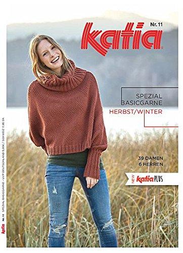 Katia Wolle Neu 2016! Anleitungs-Heft Nr. 11