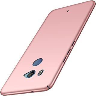 Anccer HTC U11 Plus Case [Colorful Series] [Ultra-Thin] [Anti-Drop] Premium Material Slim Full Protection Cover for HTC U11+ 2017 (Not Fit for HTC U11)-Pink