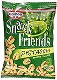Cameo Snack Friends Pistacchi 120 g, Confezione da 14