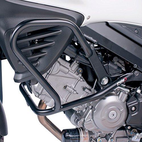 Sturzbügel für Suzuki V-Strom 650 XT 15-18 schwarz Puig 5884n