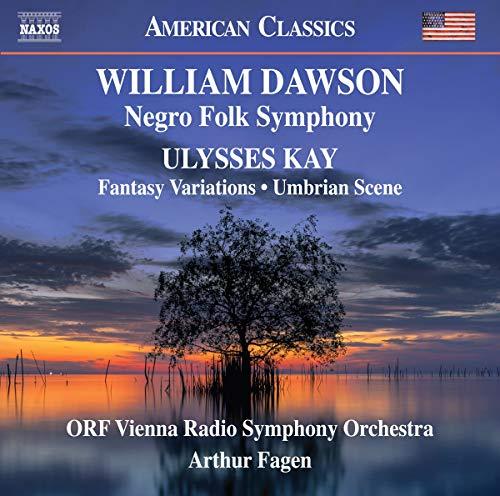 Dawson Negro Folk Symphony/Kay Fantasy Var Umbrian Scene