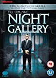 Night Gallery - The Complete Series (10 disc box set) [DVD] [Reino Unido]