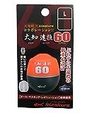 キザクラ(kizakura) 大知モデル 大知遠投60 L 0 オレンジ 03342