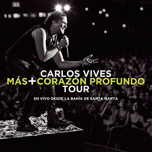 Mas + Corazon Profundo Tour: En Vivo Desde La BahiA De Santa Marta