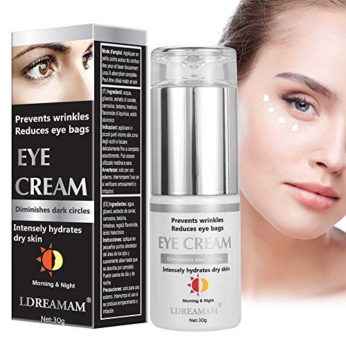 Crema de Ojos,Crema Contorno Ojos,Eye Cream,Contorno de Ojos