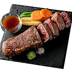 bonbori ( ぼんぼり ) 厚切り サーロインステーキ ( 約300g / 付け合せ野菜・ソース・わさび シーズニング 付き ) 無添加 / 冷凍ギフト/ お取り寄せ / 母の日 父の日 ギフト