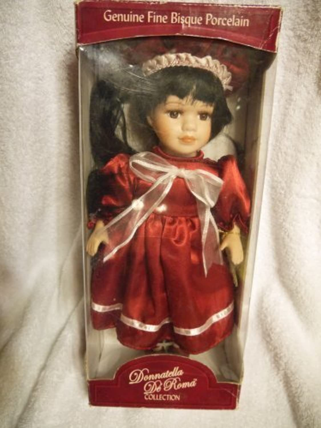 COLLECTOR'S CHOICE - Limited Edition Doll by damentella De Roma by DanDee International