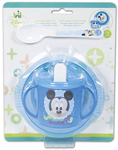 Ensemble bébé 3 pièces Mickey Mouse Baby