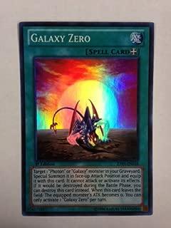 yugioh galaxy zero