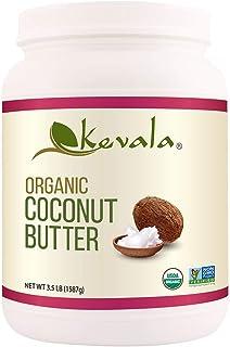 Sponsored Ad - Kevala Organic Coconut Butter 3.5 Lbs (56oz)