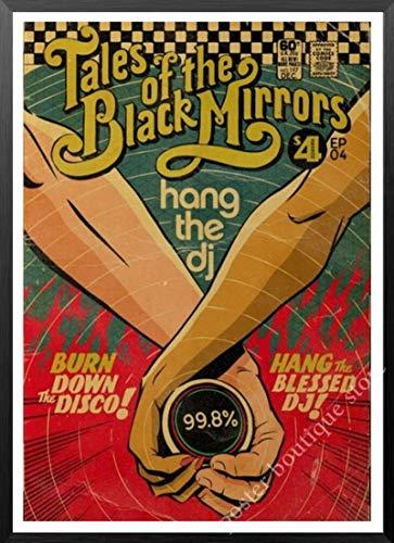 Rompecabezas Navideño 1000 Piezas - Película Black Mirror, Fun Library Jigsaws 1000 Piezas para Adultos Juegos para Niños Regalo De San Valentín 75X50Cm