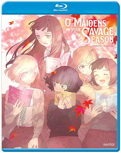 O Maidens In Your Savage Season [Blu-ray]