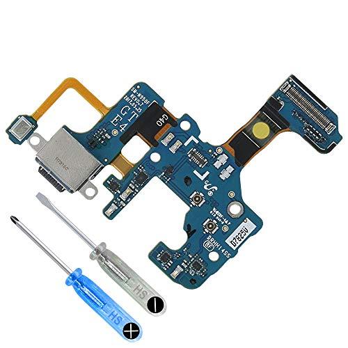 MMOBIEL Reemplazo Conector Dock de Carga Tipo C Compatible con Samsung Galaxy Note 8 N950F Incl. Destornilladores