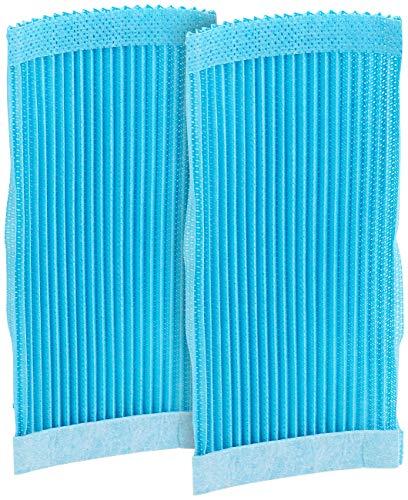 Sichler Haushaltsgeräte Zubehör zu Luftkühler mit Kühlakku: 2er-Set Ersatz-Staubfilter für 3in1-Turmventilator VT-420 (Turmventilator oder Luftkühler)