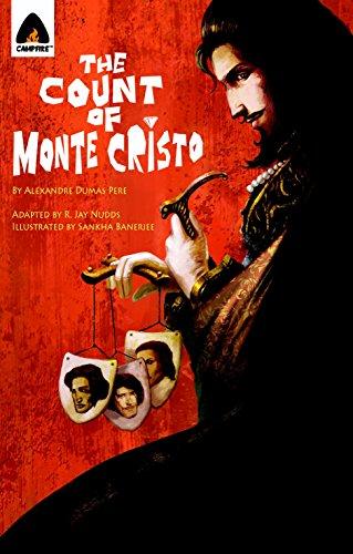 The Count of Monte Cristo: Campfire Classics Line (Campfire Graphic Novels)