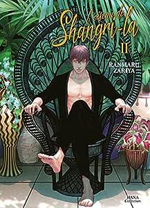 L'oiseau de Shangri-La Edition simple Tome 2