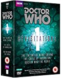 Doctor Who - Revisitations Collection Volume 1 (The Caves of Androzani / The Talons of Weng-Chiang / The Movie) [Import anglais]