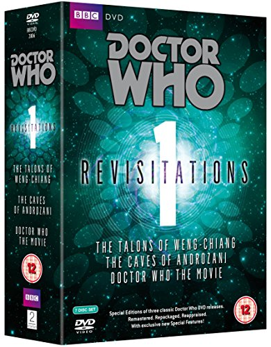 Doctor Who - Revisitations Box Set Volume 1: The Caves of Androzani / The Talons of Weng-Chiang / The Movie [Reino Unido] [DVD]