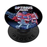 Transformers Optimus Prime Hero PopSockets PopGrip: Swappable Grip for Phones & Tablets