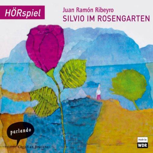 Silvio im Rosengarten audiobook cover art