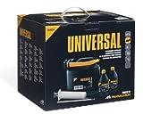 Universal GM577616419 Juego OLO019 de Arranque para cortacésped Contiene Aceite de 4 Tiempos, jeringa de succión y Lata de Gasolina, Standard