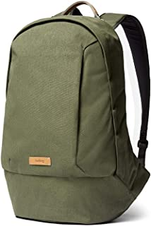"""Bellroy Classic Backpack Second Edition (20 liters, 15"""" Laptop) - Olive"""