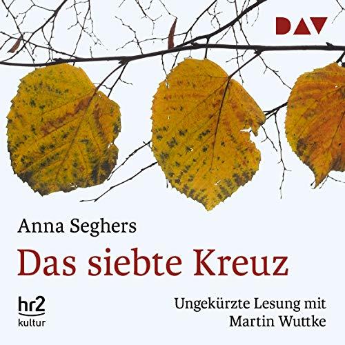 Das siebte Kreuz audiobook cover art
