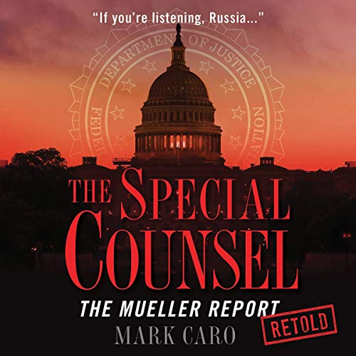 The Special Counsel cover art
