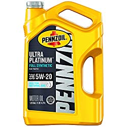 Pennzoil Ultra Platinum Motor Oil. best oil brand for subaru