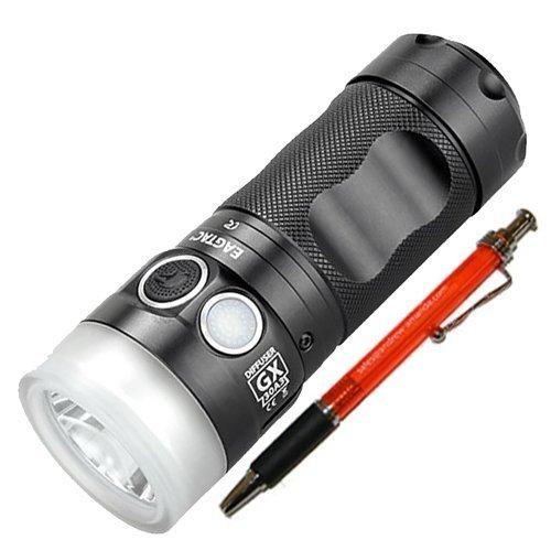 Eagletac Gx30a3d Xp-l Hi V3lampe torche/Searchlight 1330lm